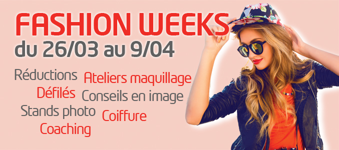 fashion week mediacite affiche