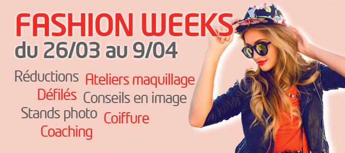 fashion week mediacite affiche