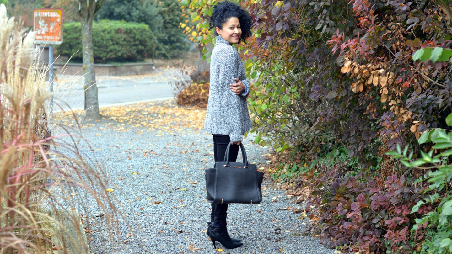 Comfy and Chic Fall Outfit