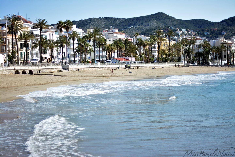 Vidéo de ma sortie printanière à Sitges et Barcelone