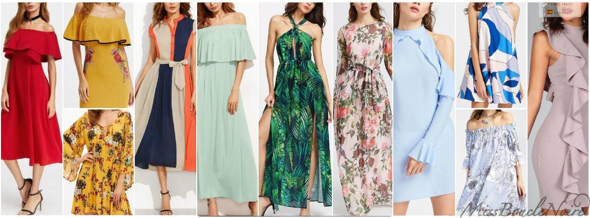 Como vestirse para nuestras tardes y noches de verano y vacaciones