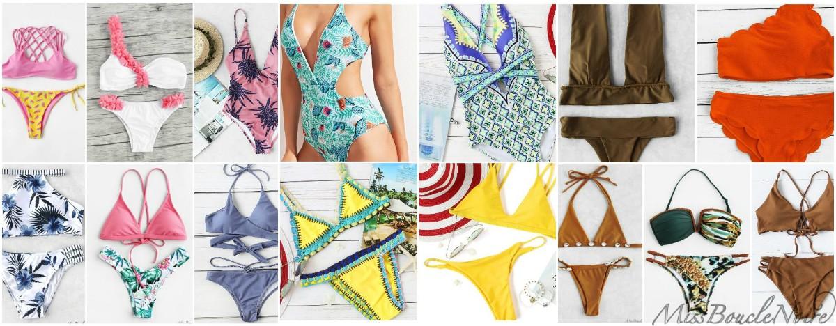 Vêtements et tenues de plage selon votre colorimétrie cet été !