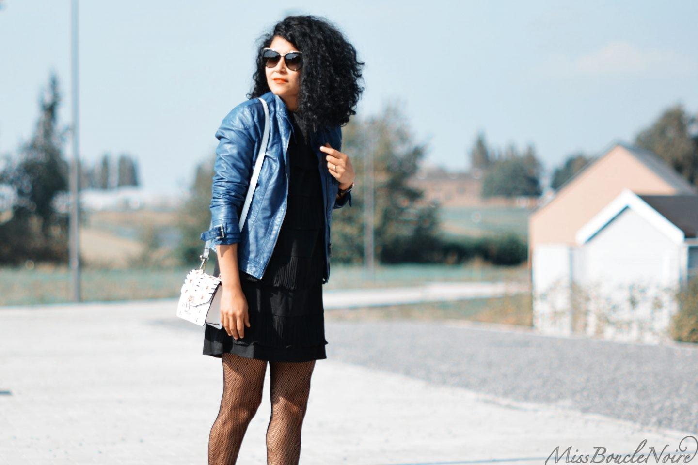 Revisite d'un classique, la robe noire !
