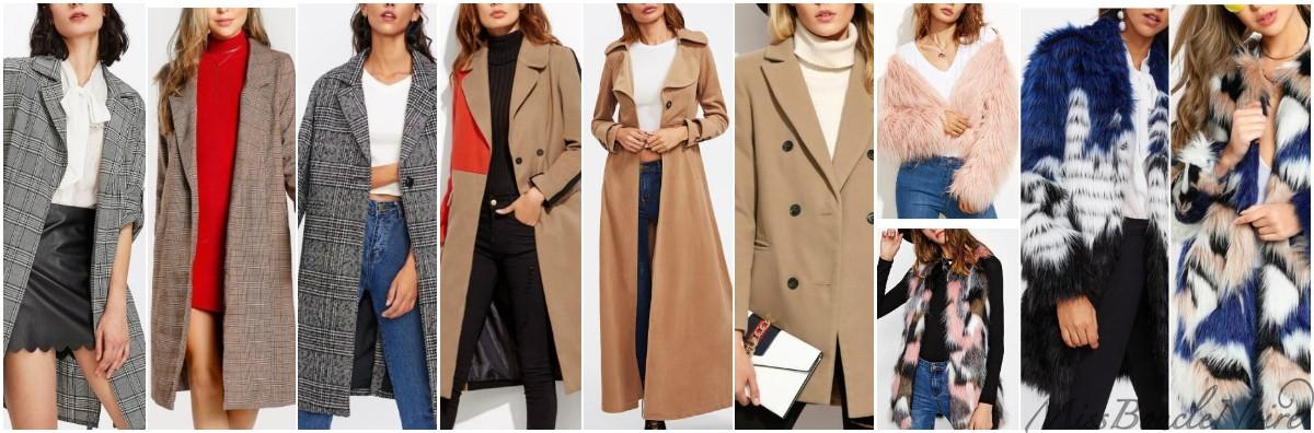 Los abrigos mas chic y en tendencia !!!