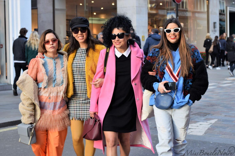 Bilan de la London Fashion Week 2018 !!!