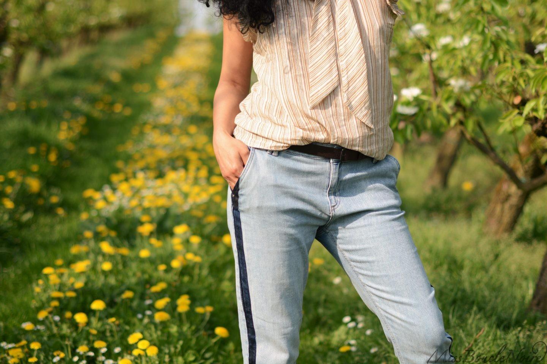 Jeans chemise, le look rapide et efficace !