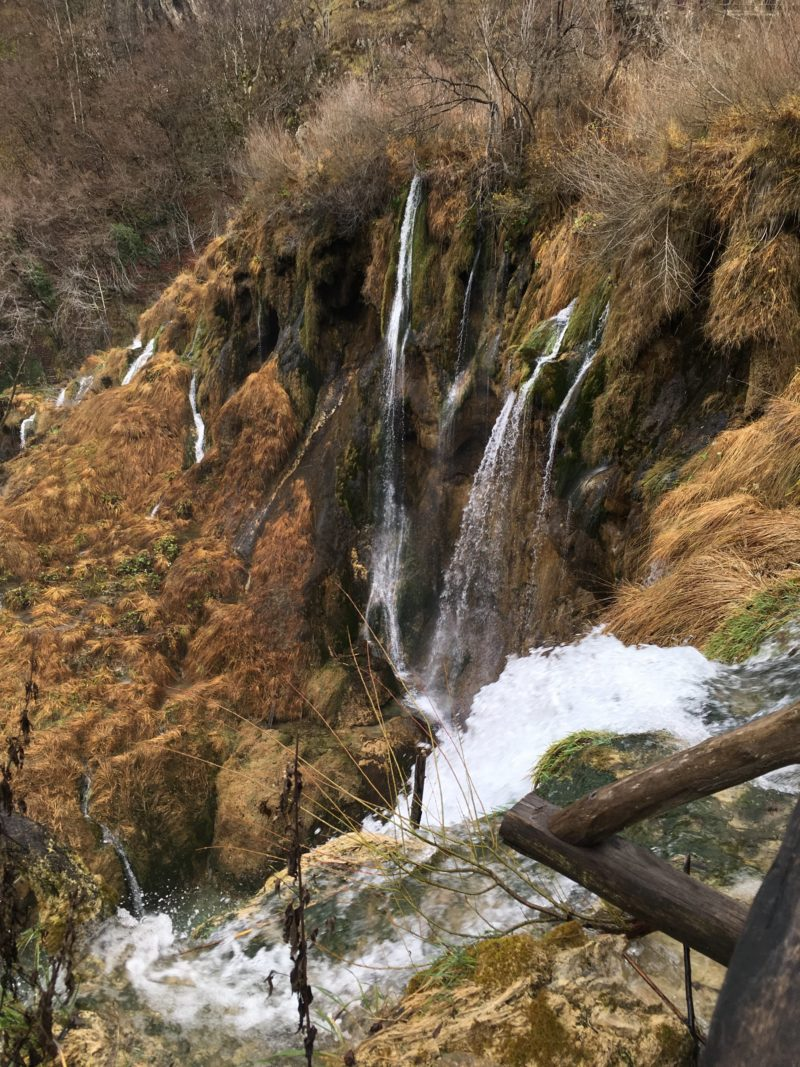 Advent xmas trip in Zagreb, Croatia Magic Winter Stunning plitvice lake nature by Miss Boucle Noire