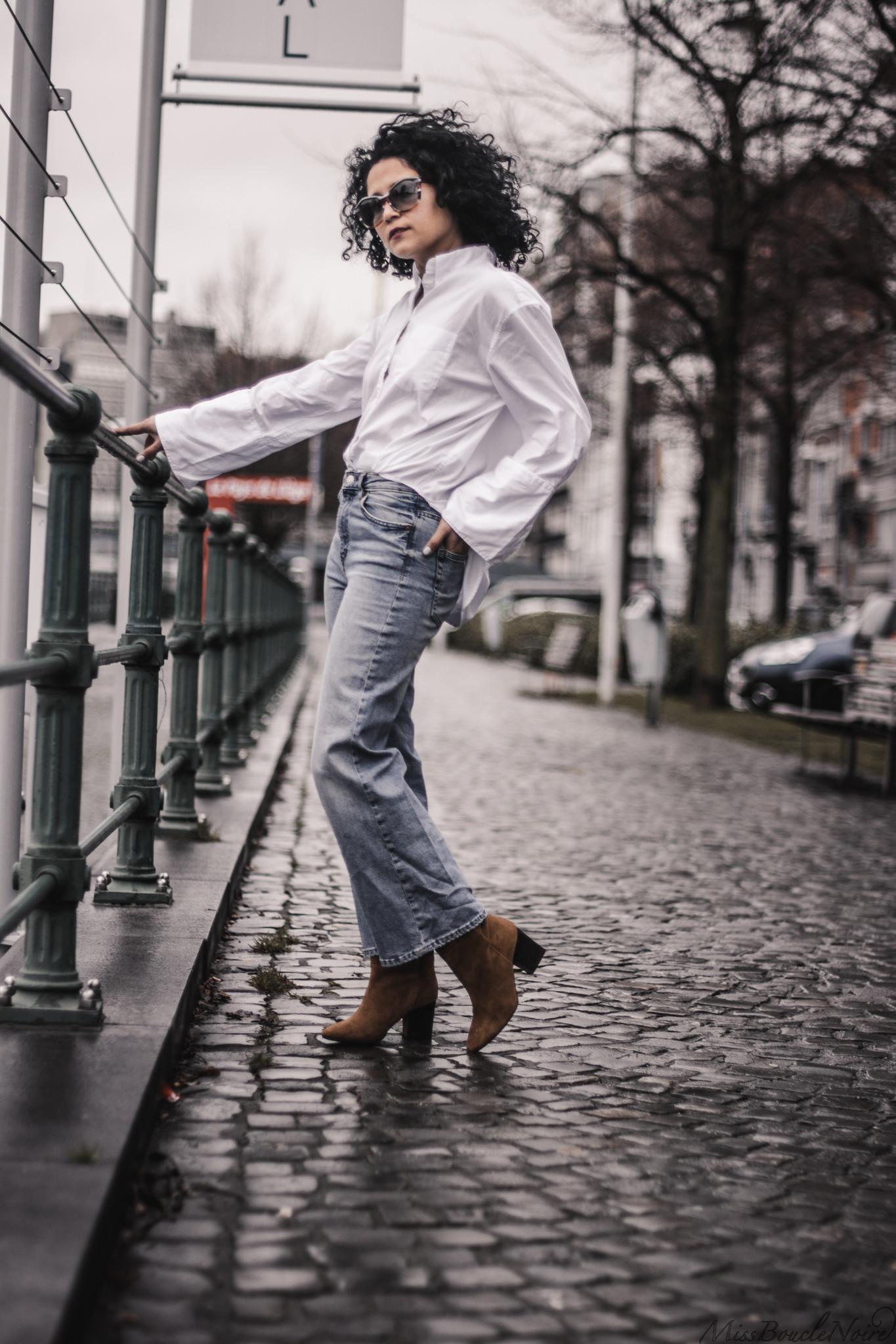 [basique] La chemise blanche